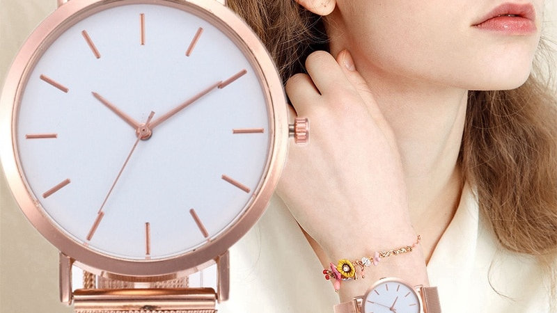 Wrist Watch Luxury Ladies