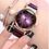 Thumbnail: Gradient Dial Milan Strap Luxury Fashion Ladies
