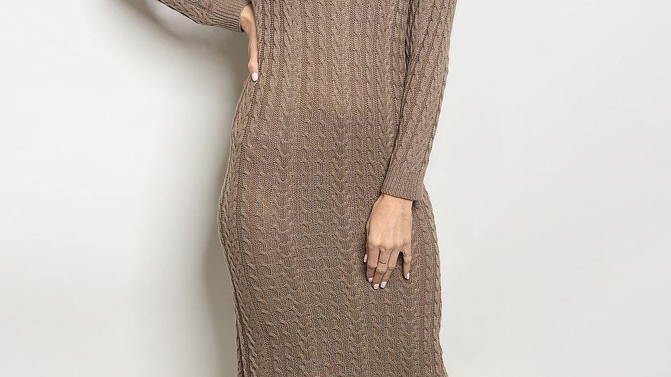 Womens Sweater Dress