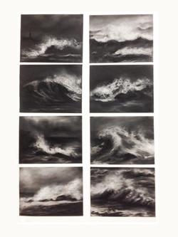 Waves (Night)
