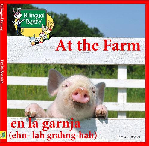 Bilingual Bunny At the Farm