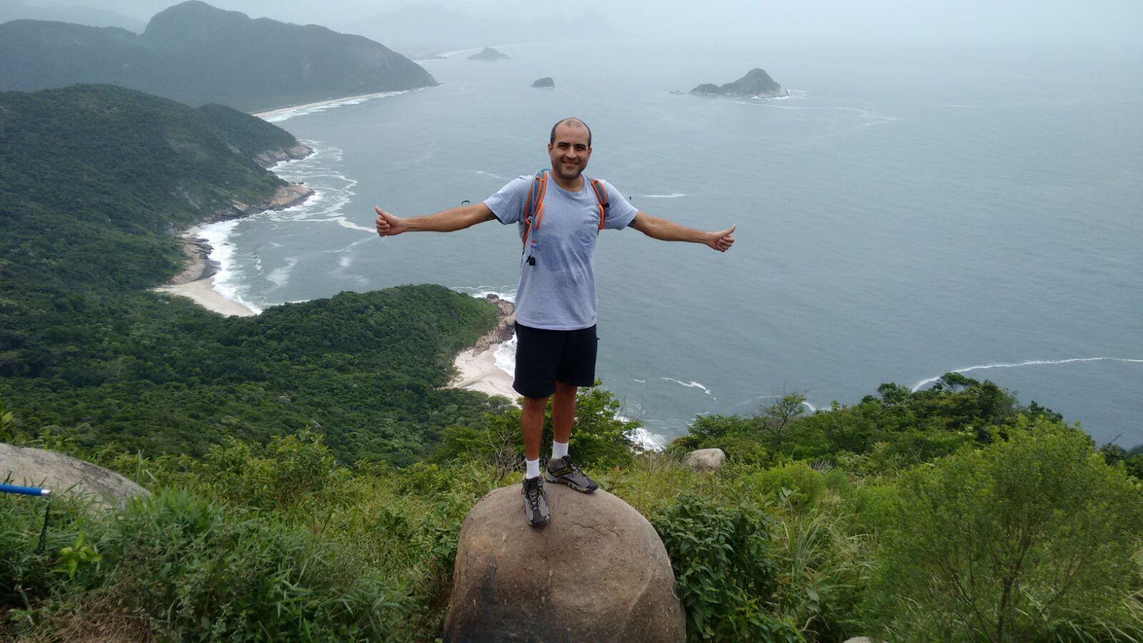 Mário -  Morro do Telégrafo
