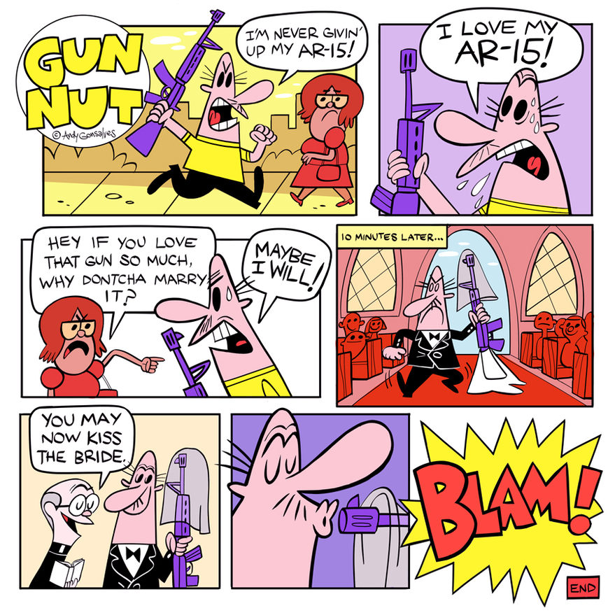 Gun Nut 1