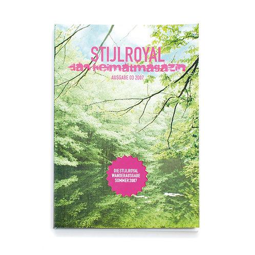 Stijlroyal Heimatmagazin Nr. 3