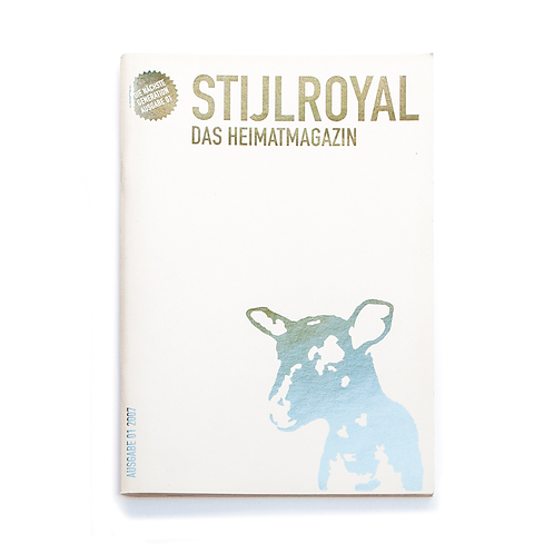 Stijlroyal Heimatmagazin Nr. 1