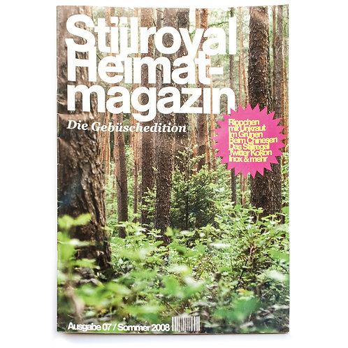 Stijlroyal Heimatmagazin Nr. 7