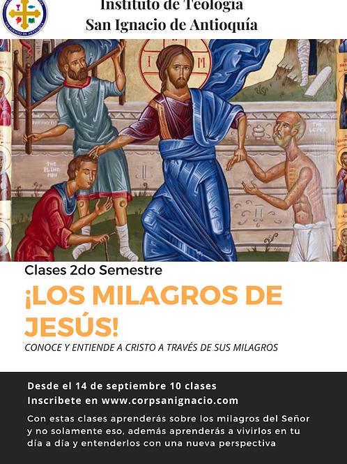 Curso Los Milagros de Jesús