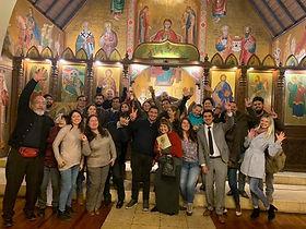 gente iglesia ortodoxa