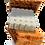 Thumbnail: Individual BIO 25 cm - 100% Orgánico