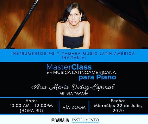 Explorar la música latinoamericana para piano