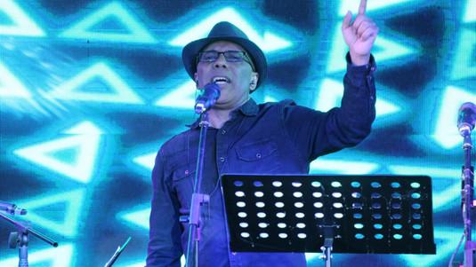 Ramón Orlando en show virtual