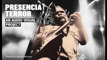Presencia Terror: The Complete Audio-Visual