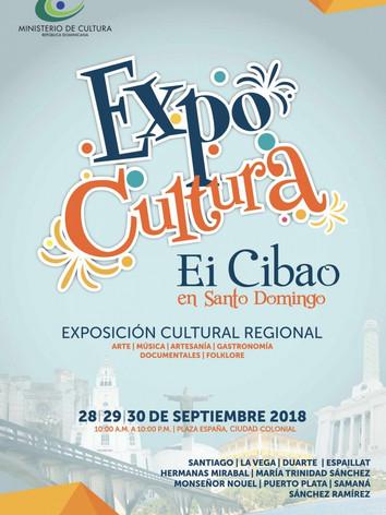 Expo cultura Ei Cibao