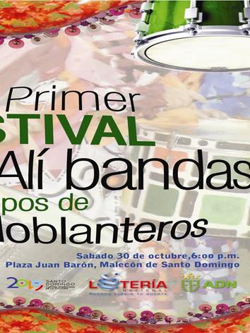 Festival de Ali bandas y grupos de redoblanteros