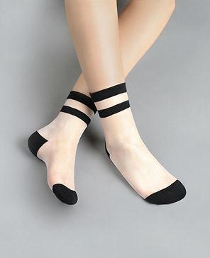 Transparent Socks