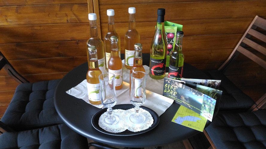 cider farm route & tasting