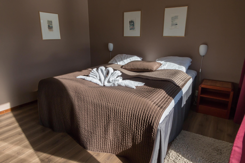 Strand Fjordhotel double room