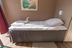 Strand Fjordhotel single room