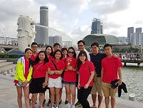 HKYSC Singapore Tour 2015