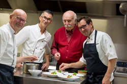Les chefs cuisiniers