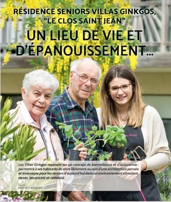 """Magazine """"Quatre saisons"""" Saint Gilles Croix de vie 2019"""