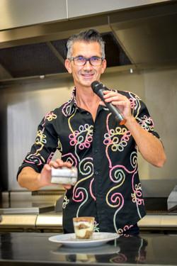Cuisinier - chanteur