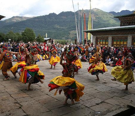 Trongsa Festivals
