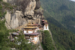 Most photographed in Bhutan
