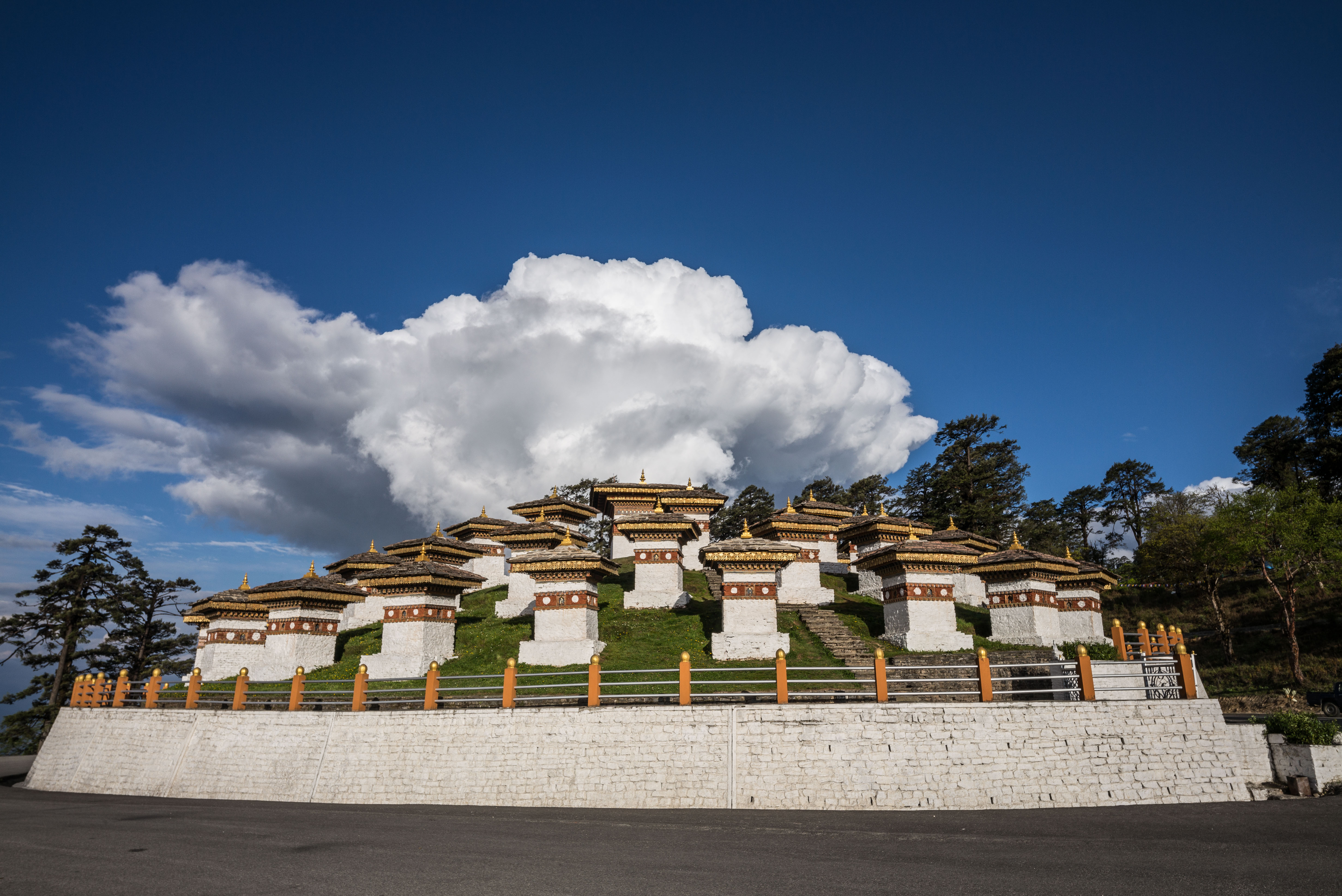 Spring time in Bhutan