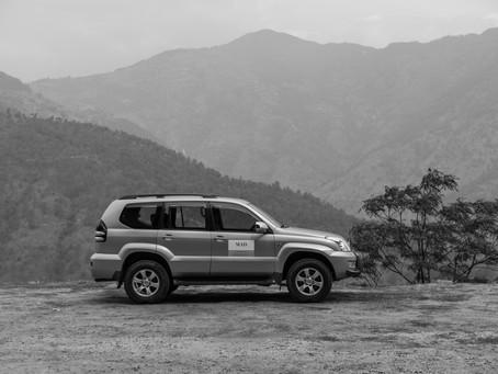 Team MAD Journey To Eastern Bhutan!