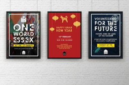 Posters for University of Essex