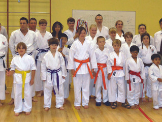 Special Course & grading with Sensei Y. Ohta