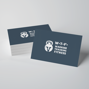 Branding for Warrior Training Fitness, UK