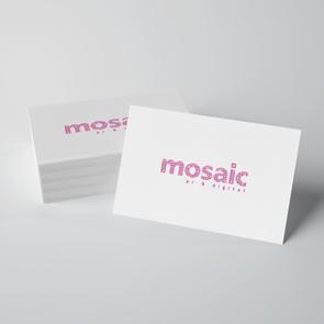 Branding for Mosaic Publicity, UK
