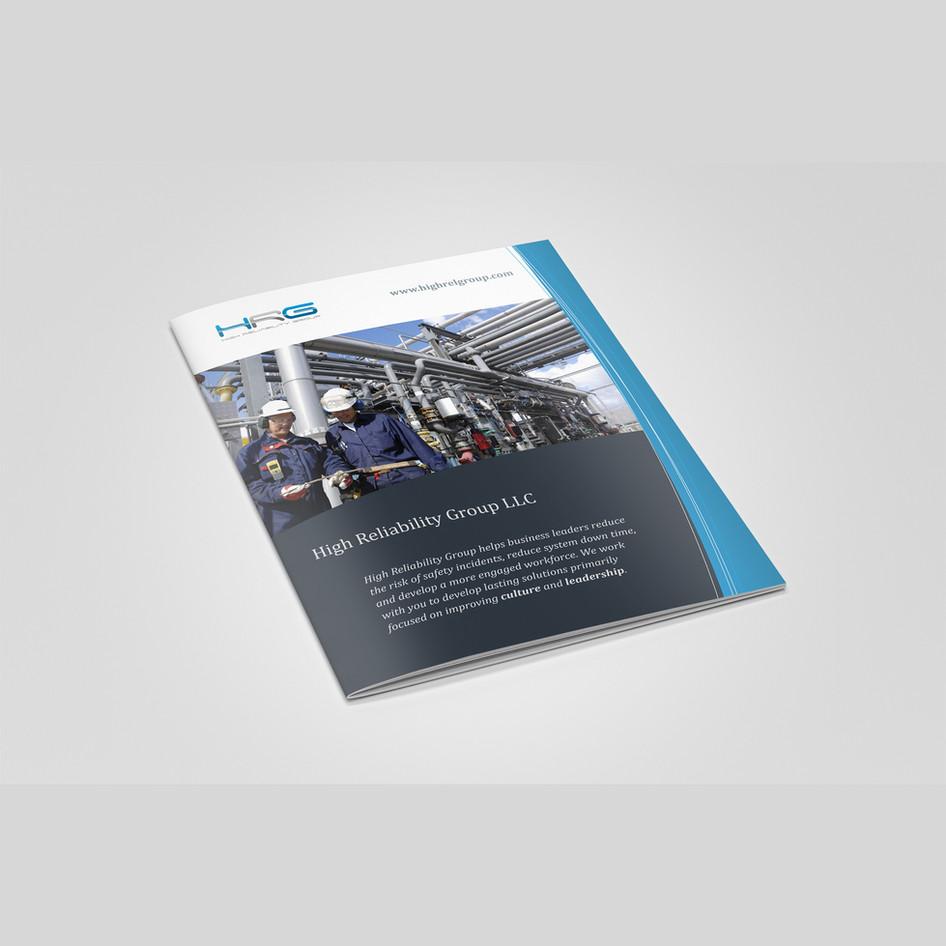 Brochure for HRG, US