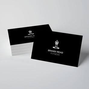 Branding for Brandi Read Fitness, UK