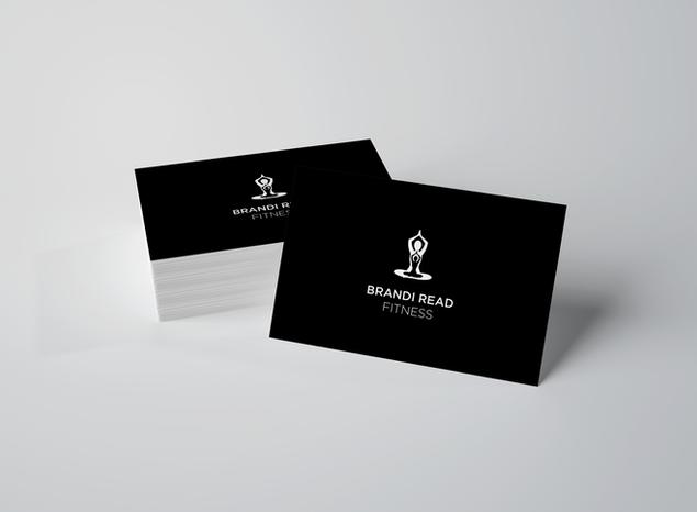 Branding for Brandi Read Fitness, Colchester, UK