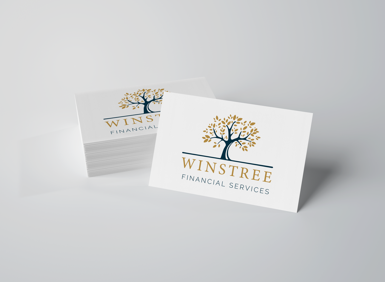Banding for Winstree Financial Services, UK