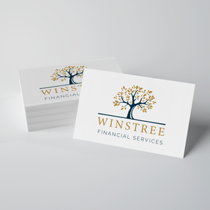 Branding for Winstree Financial Services, UK