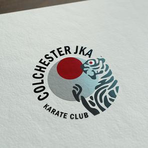 Branding for Colchester JKA Karate Club