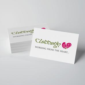 Branding for Claddagh, Ireland