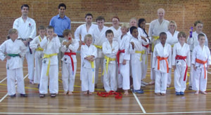 Course and Kyu Grading July 2007