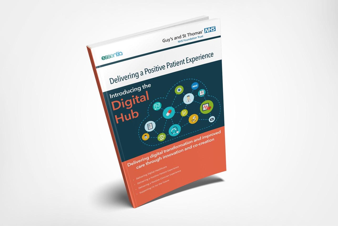 Digital Hub, Guys & St Thomas NHS Hospital