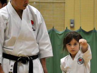Club Course and Kyu Grading with Sensei Y. Ohta (7th Dan JKA and England's Chief Instructor!)