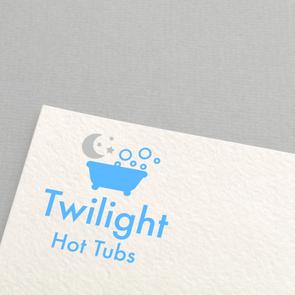 Branding for Twilight Hot Tubs, UK