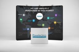 Exhibition Graphics for Pow Electrics