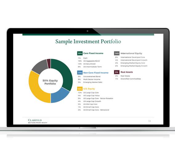 Clarfeld Financial Presentation