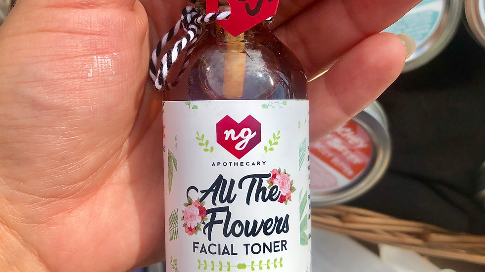 All The Flowers Toner
