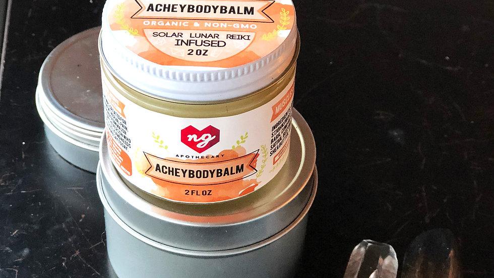 Achey Body Balm #1