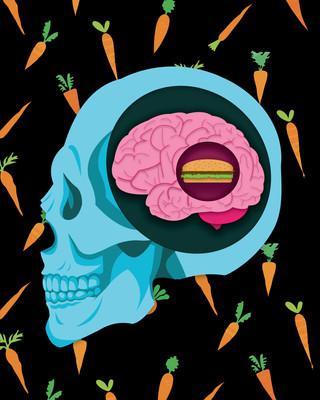 Burger - Illustrator